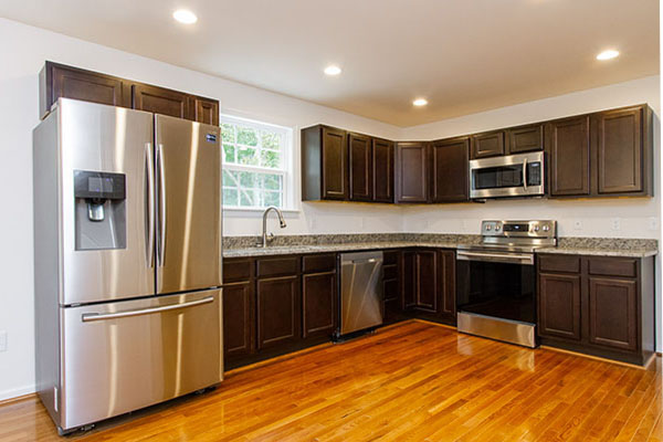 Caliber Home Builder kitchen and bath remodeling renovation northern Virginia