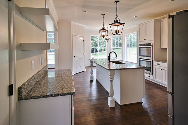 Caliber Home Builder quality contractor northern Virginia