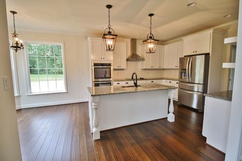 Caliber Home Builder, The Pinehurst, Kitchen