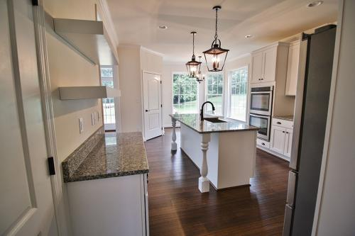 Caliber Home Builder, The Pinehurst, Kitchen