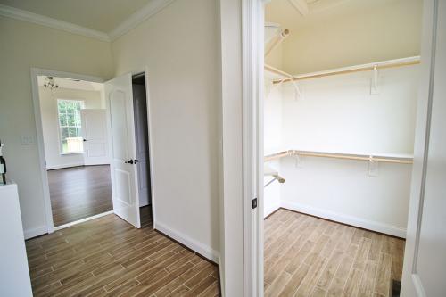 Caliber Home Builder, The Pinehurst, Hall