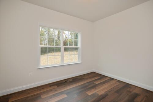Caliber Homebuilder, Flint Ridge II, bedroom