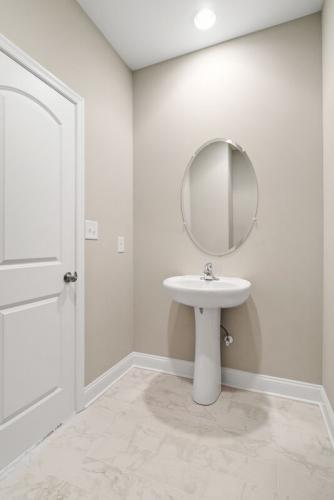 Caliber Home Builder, The Madison, Bath