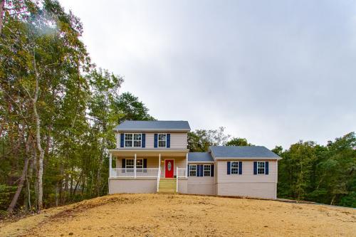 Caliber Home Builder, Mount Airy, Exterior