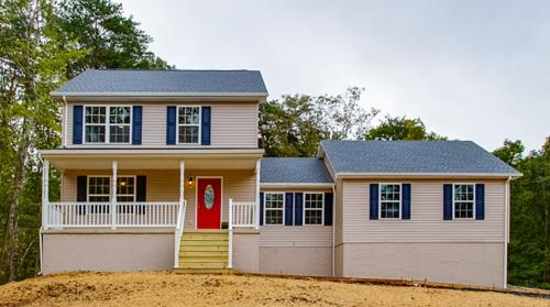 Caliber Home Builder, Mount Airy, Exterior