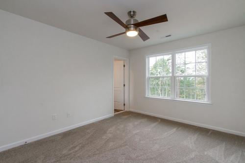 Caliber Home Builder, Mount Airy, Bedroom