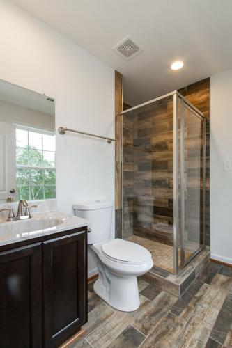 Caliber Home Builder, Mount Airy, Bathroom