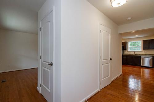 Caliber Home Builder, Mount Airy, Staircase, Closet