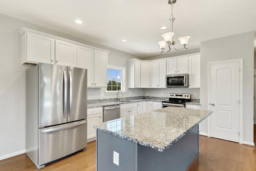 Caliber Home Builder, The Northport 2, Kitchen
