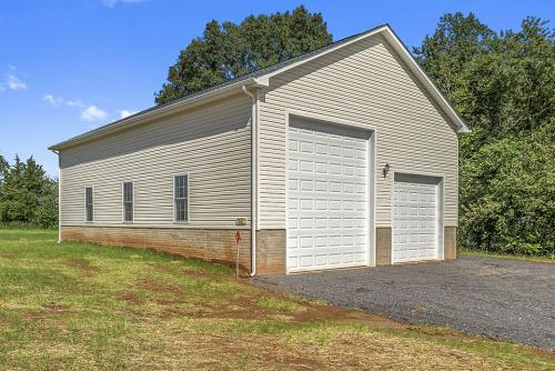 Caliber Home Builder, The Northport 2, Exterior Garage