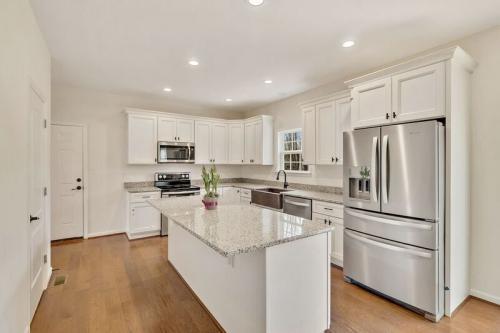 Caliber Home Builder, The Robertson, Kitchen