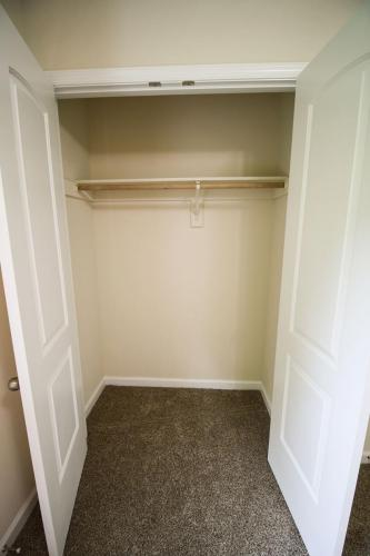 Caliber Home Builder, The Hickory, Closet