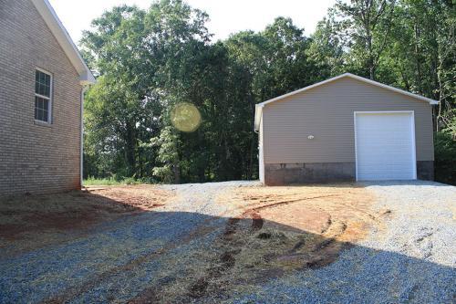 Caliber Home Builder, The Hickory, Exterior