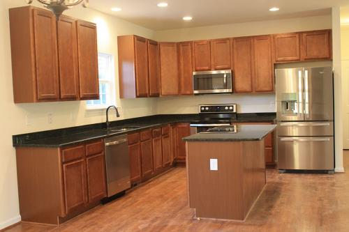 Caliber Home Builder, The Northport, 01, Kitchen
