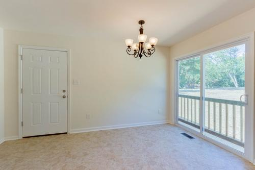Caliber Home Builder, Saint Albans 02, Dining Room